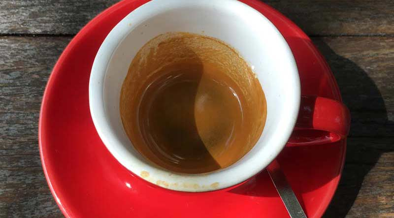The 80/20 Rule for Making Espresso